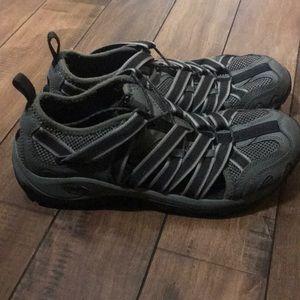 Men's Chaco gray sandals